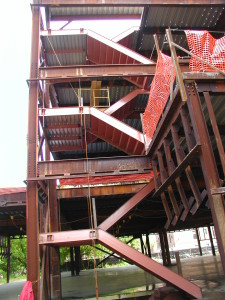 Steel Staircases Commercial Industrial New York Steel