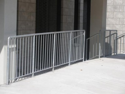 Industrial Fences Railings Guardrails New York Ny
