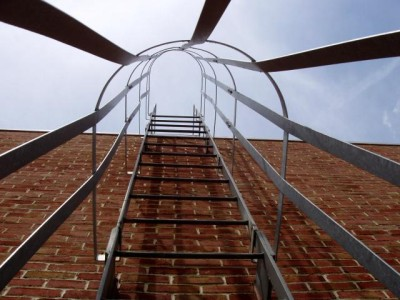 Roof Access Ladder