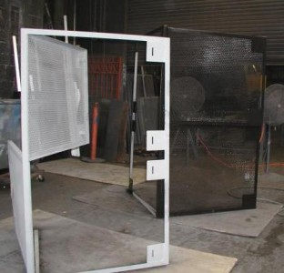 Commercial Window Guards Steel New York Ny Steel