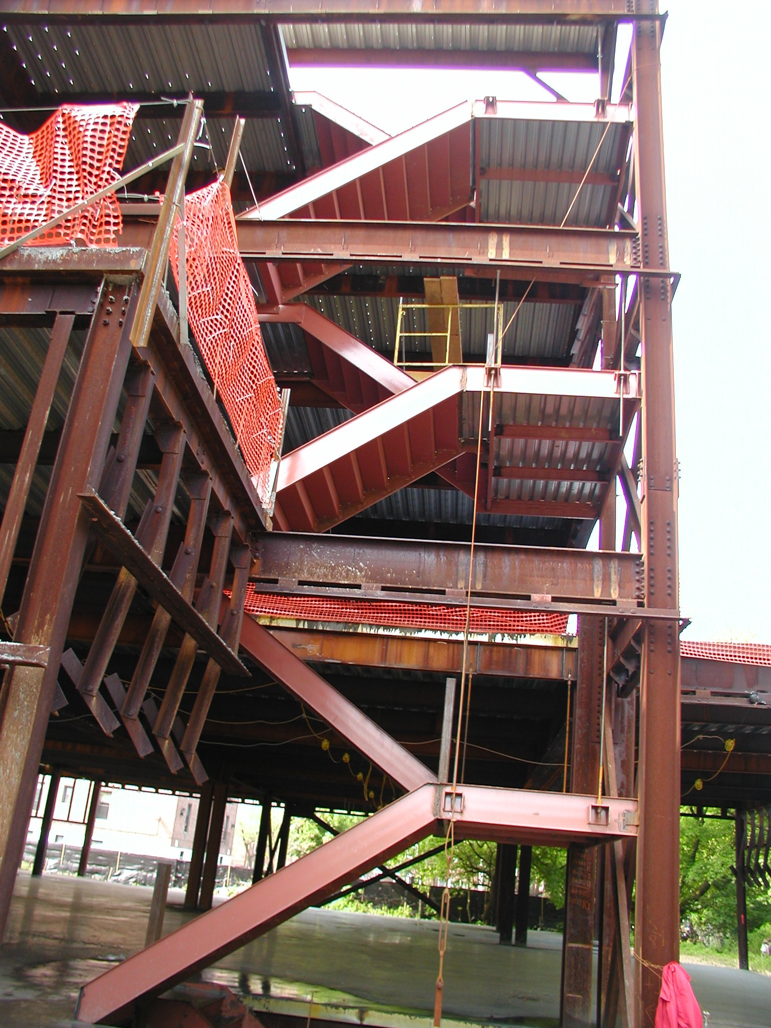 Structural Steel Beams And Columns New York Ny Steel