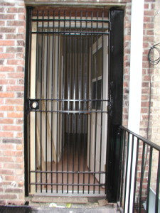 STEELMASTER ULTRA SECURE ENTRY DOOR