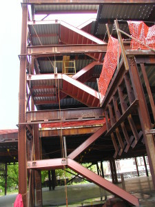 Steel Stairs - New York Steel Fabrication